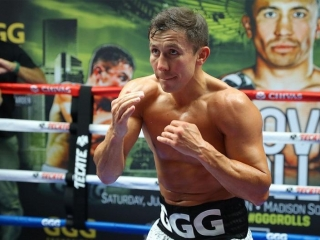 Golovkin's title defense bout set for December