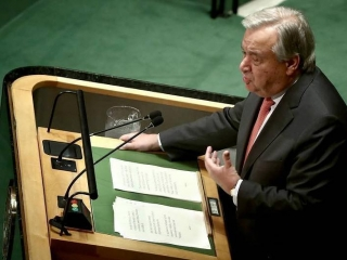 World faces worst humanitarian crisis since WWII — UN chief