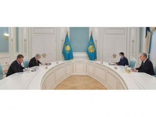 President Tokayev receives Deputy Chief of Staff of Russian Presidential Executive Office