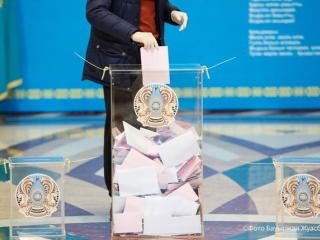 28.8% of voters receive ballot papers, Kazakh CEC