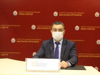 N Kazakhstan names new chief state sanitary doctor