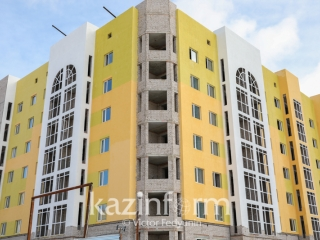 Kazakhstan commissions above 15 mln sq m of housing in 2020
