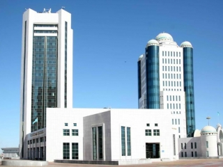 1st session of Parliament of VII convocation unveils in Kazakh capital