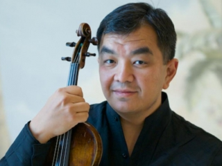 Principal first violin of Astana Opera to take part in Moscow Festival