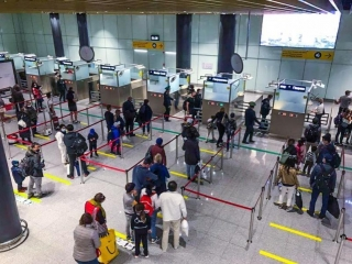 Dubai-Almaty passenger tests positive for COVID-19