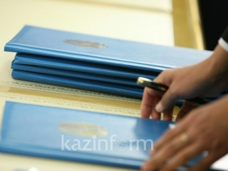 President inks law ratifying agreement btw Kazakhstan and Int'l Financial Corporation