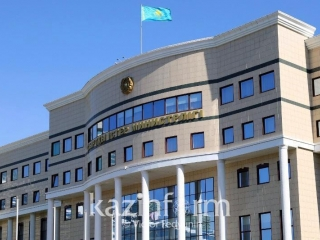 Kazakh Foreign Ministry welcomes results of 15th International Meeting on Syria in the Astana format