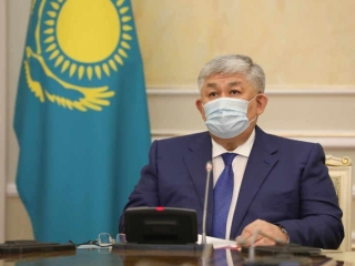 Secretary of State Kusherbayev pays working visit to Almaty region
