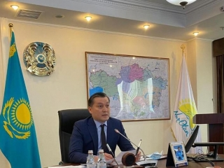 Kazakhstan takes part in Turkic world's first online forum on meteorology