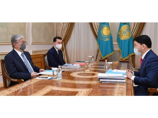 Tokayev held meetings with members of the National Council of Public Trust