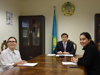 Honorary Consulate of Kazakhstan opened in New Zealand