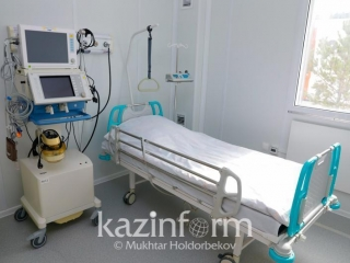 Number of daily COVID-19 recoveries at 893 in Kazakhstan