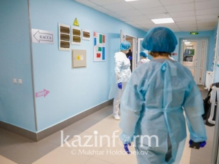 5 Kazakh rgns remain in COVID-19 'yellow zone'