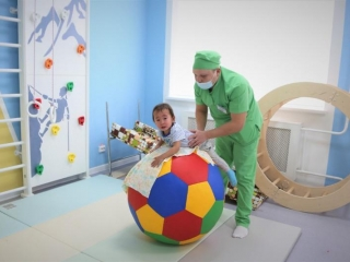 Some 60 kids treated at rehabilitation centre in Kazakh capital