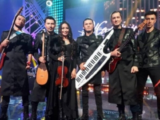 Kazakh ethno-rock band Ulytau wins at int'l contest in US