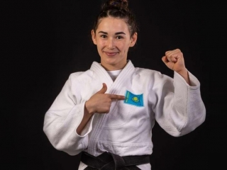 Kazakhstan claims first medal at Asian Oceania Judo Championship