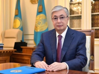 Kazakh President confirms country's active participation in int'l programs, commitment to develop space technologies