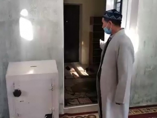 Пожертвования украл мужчина в мечети в Жамбылской области