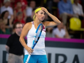 Billie Jean King Cup: Injury forces Putintseva to withdraw from match against Argentina