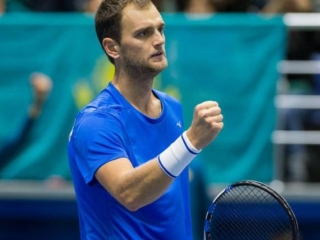 Kazakhstani Nedovyesov loses at ATP doubles event in Rome