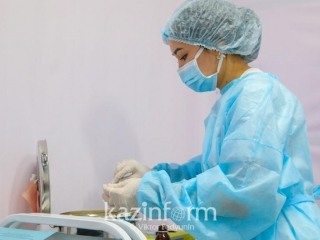 21,124 coronavirus cases recorded in Almaty region