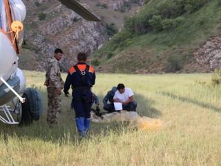 Тело пропавшего туриста нашли в Сайрам-Угамском ущелье