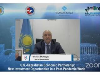 Умирзак Шукеев: Самое лучшее время для инвестиций в туризм