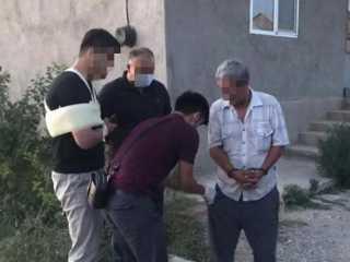 Семейная пара сбывала наркотики в Туркестанской области
